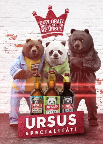 URSUS Specialitati