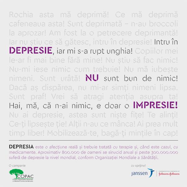 Vizual Depresie, Nu Impresie