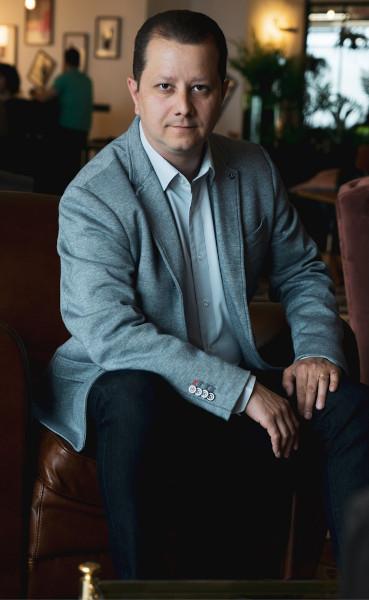 Vlad Cazan,co-fondatorul KFactory