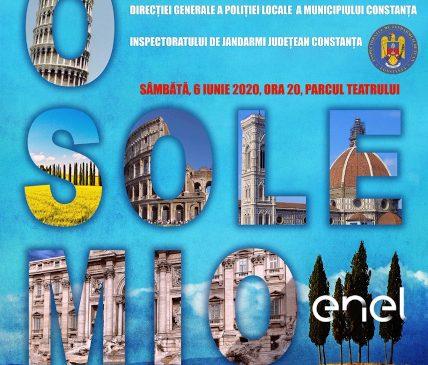 """""""O sole mio"""" şi """"Magic Swing"""" în aer liber pe 6-7 iunie la Teatrul Național de Operă și Balet """"Oleg Danovski"""" din Constanţa"""