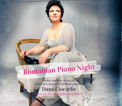 Romanian Piano Night