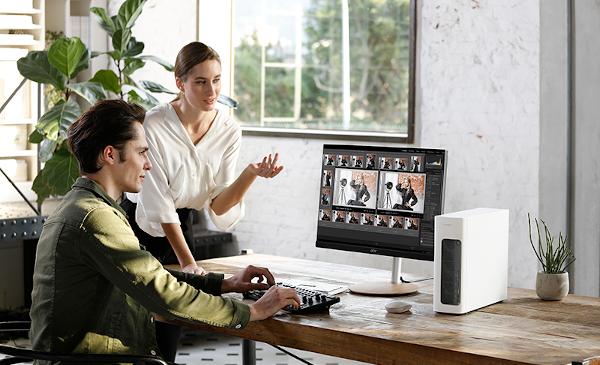 Acer își extinde seria pentru creatori ConceptD cu noi Notebook-uri, Desktop-uri și Monitoare