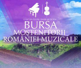 Înscrieri pentru bursa Moștenitorii României muzicale