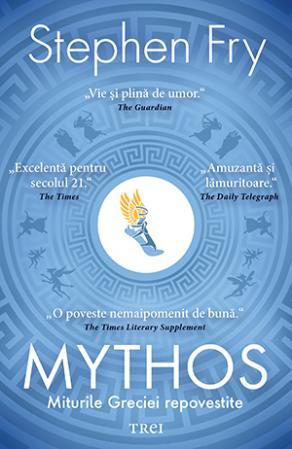 Stephen Fry - Mythos. Miturile Greciei repovestite recenzie