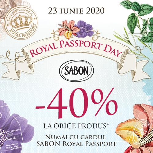 23 iunie reduceri Sabon