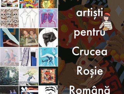 Artiști pentru Crucea Roșie Română