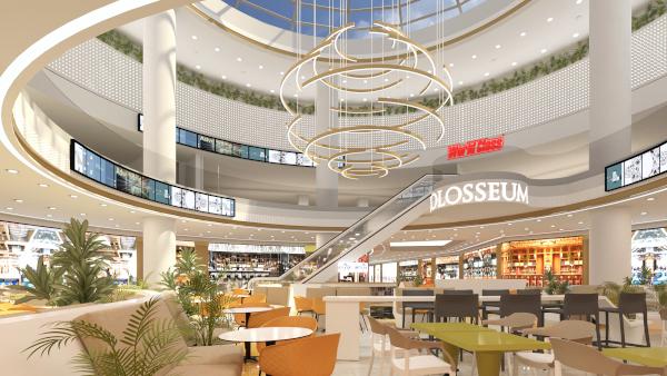 Colosseum Mall se deschide în 2021