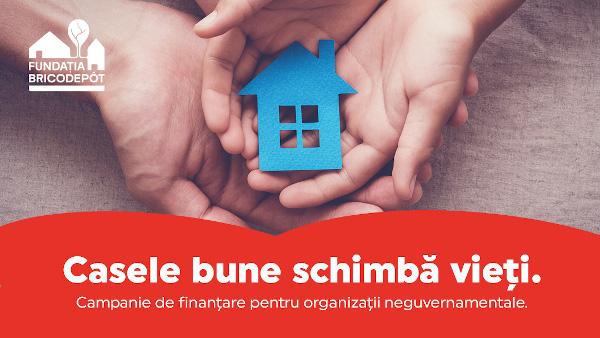 Casele bune schimba vieti
