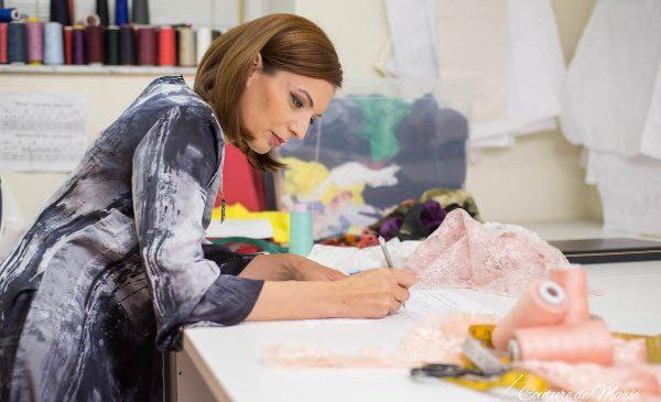 Atelierul de fashion Couture de Marie a avut o creștere a vânzărilor cu 360% pe perioada stării de urgență, creștere adusă mai ales de vânzările online