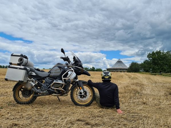 Cristian Scutariu – 40 day exploration of Romania, 40 years of BMW GS