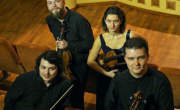 """Cvartetul ARCADIA deschide oficial, pe 2 august, Festivalul Internațional """"Enescu și muzica lumii"""" la Sinaia"""