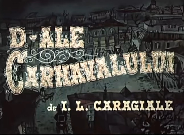 D-ale Carnavalului