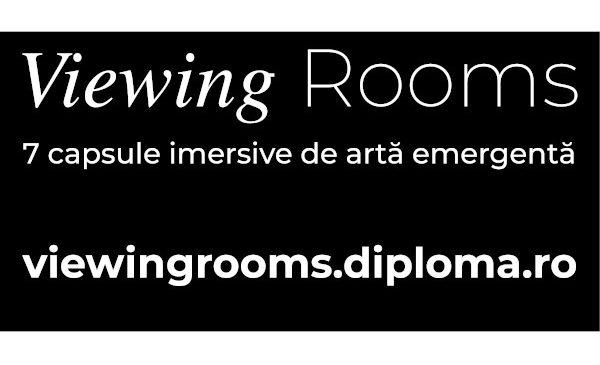 Se lansează DIPLOMA Viewing Rooms, o platformă online cu lucrări de artă și design