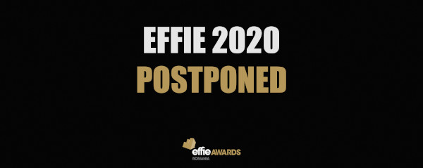 Effie 2020 postponed