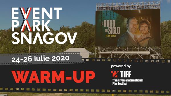 Event Park Snagov și TIFF aduc filme în avanpremieră lângă București