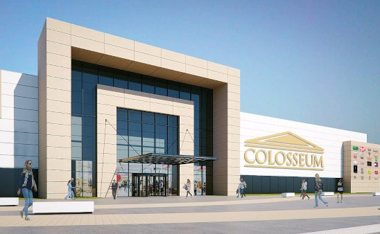Cushman & Wakefield Echinox oferă servicii de consultanță în construcții dezvoltatorului Colosseum Mall, pentru edificarea celui mai important proiect comercial din acest an în București