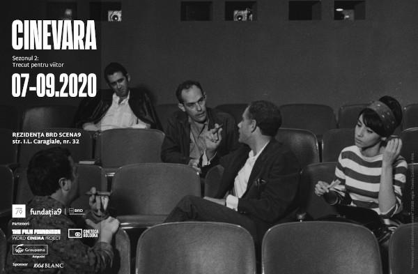 Fundatia9 anunta CINEVARA 2020