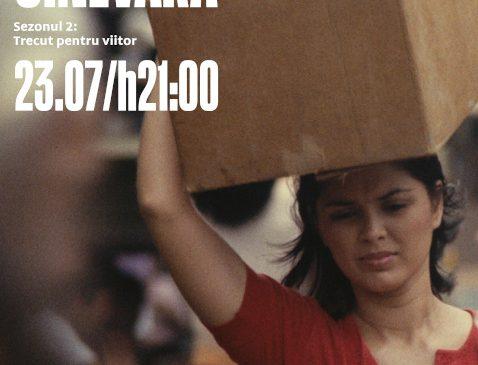CINEVARA continuă seria de proiecții de film în aer liber cu Insiang