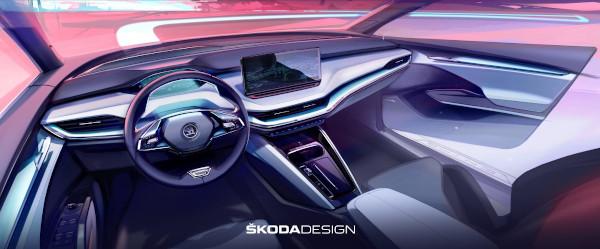 ŠKODA deschide noi drumuri pe teritoriul designului interior cu noile opțiuni Design Selection pentru interiorul ENYAQ iV