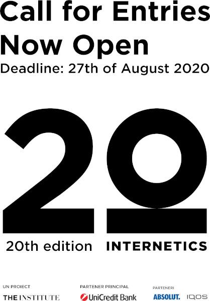 Internetics2020_Start Entries