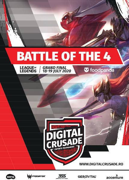 League of Legends - Digital Crusade