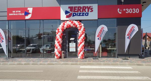 Magazin Jerrys Pizza