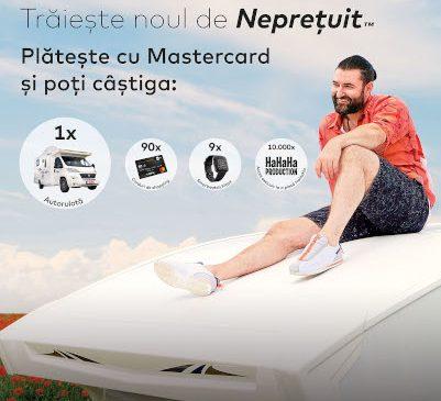 """Mastercard lansează campania """"Trăiește noul de neprețuit. Hello Priceless!"""" și, alături de Smiley, invită consumatorii să descopere noi experiențe și o serie de premii"""