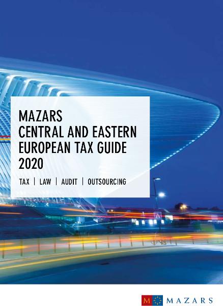 Mazars CEE Tax Guide 2020