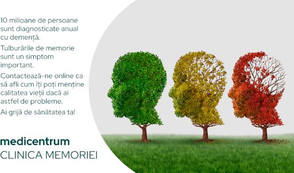 Premieră medicală: Medicentrum găzduiește prima Clinică Virtuală a Memoriei din România