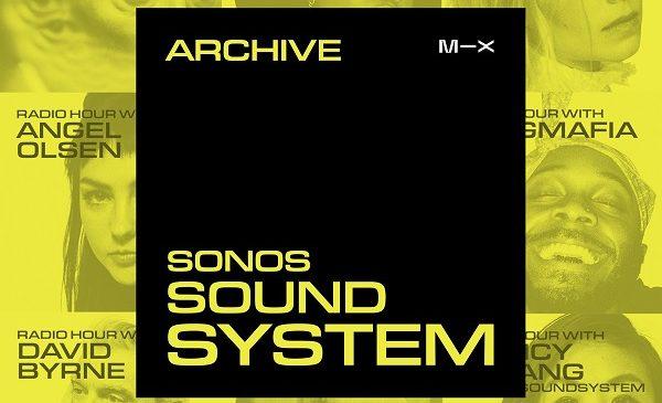 Sonos anunță adăugarea arhivei Mixcloud în serviciul Sonos Radio