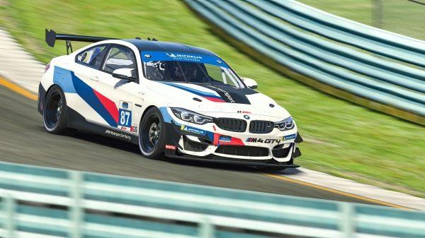 BMW Motorsport lansează competiţia internaţională de design pentru un livery BMW M4 GT4 – sim racing şi motorsportul se întâlnesc