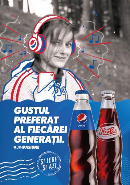 Pepsi Vintage Summer 2020 poster Doodle Doodle