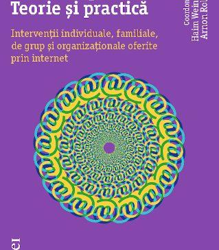 """Lansare de carte: """"Psihoterapia online. Teorie și practică"""""""