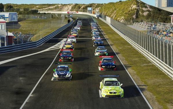 Racing League Romania, Season 6, Race 1, Circuit Zandvoort, Netherlands