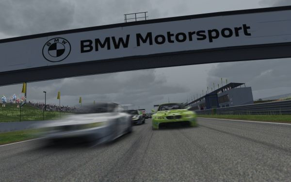 Racing League Romania, Season 6, Race 3, Oschersleben Germany