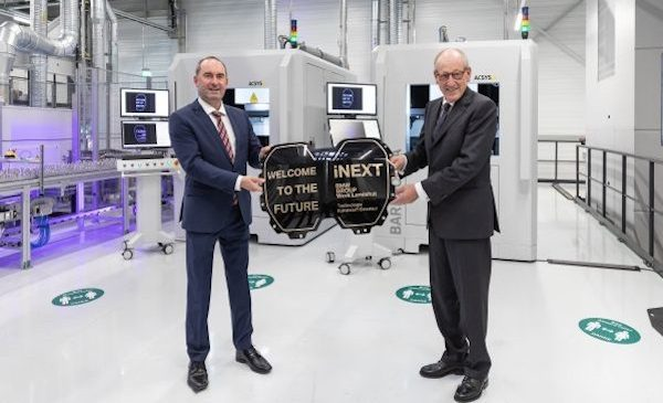Începe producţia componentelor high-tech pentru viitorul BMW iNEXT