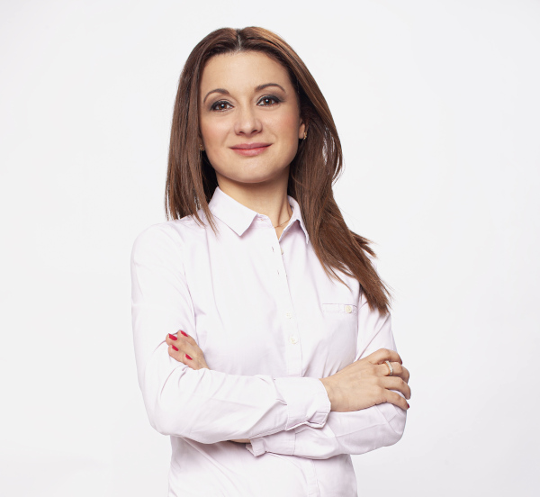Stefania Mitrache, Digital&TV Sales Director Kanal D
