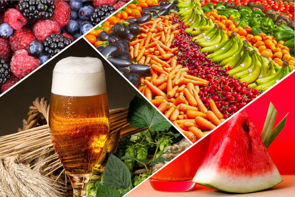 Surse de antioxidanti pentru vara