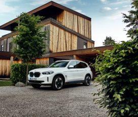 Primele informaţii oficiale BMW iX3