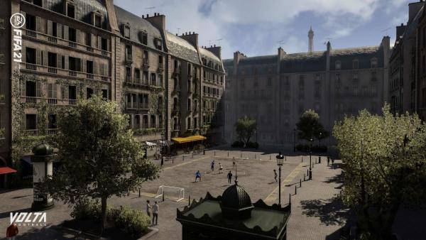 VOLTA ENVIRO PARIS STREETS