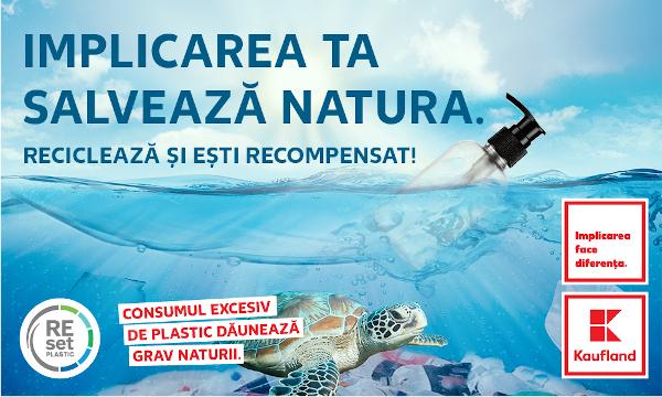 Implicarea ta salvează natura: reciclează și ești recompensat