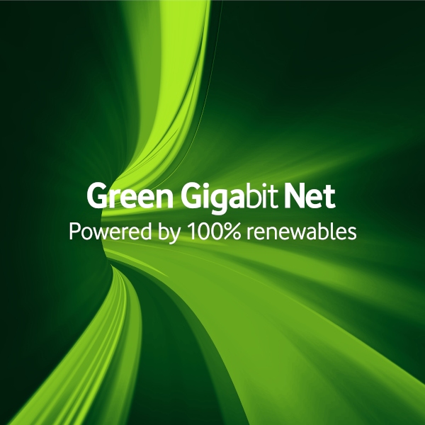 Vodafone Green Gigabit