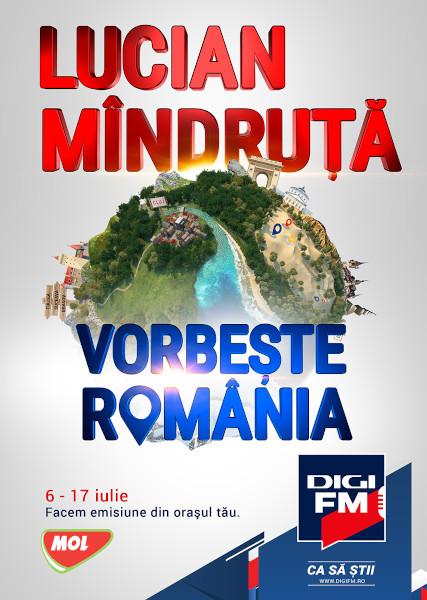 Vorbeste Romania cu Lucian Mindruta