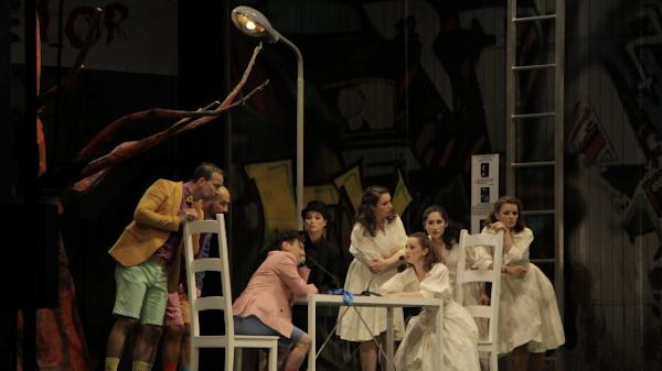 """""""Teatru în TVR"""" – o primă săptămână cu repertoriu divers: comedie, dramă, baladă"""