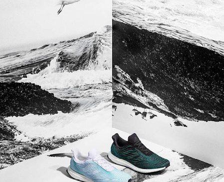 adidas și Parley for the Oceans sărbătoresc a cincea aniversare a colaborării lor și își reînnoiesc angajamentul de a lupta împotriva poluării globale cu plastic