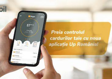 Plata direct din aplicație, o nouă facilitate pentru utilizatorii de carduri de beneficii Up România