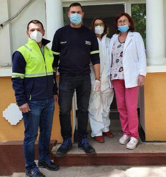 Bunge contribuie cu echipamente de protecție pentru a susține lupta centrelor medicale din România împotriva COVID-19
