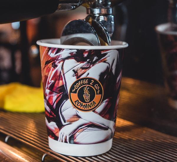Coffee 2 Go espresso
