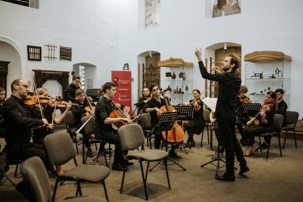 concert cello power