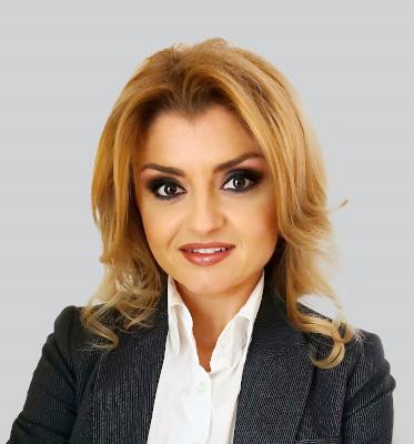 Cristina Ailioaei, Broker/Owner RE/MAX Optimus